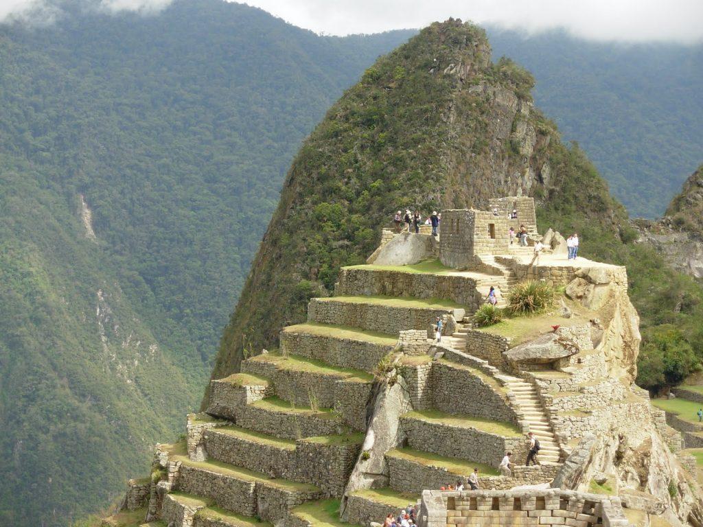 stairs incas