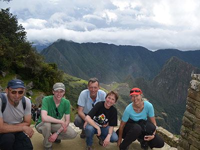 Inka Trail in 3 Days - Machu Picchu