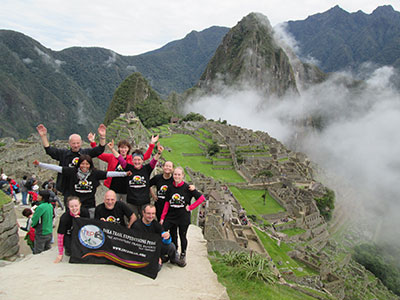 Inka trail in 4 Days - Machu Picchu