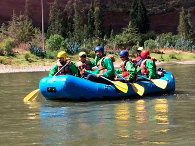 Urubamba River Rafting Full day