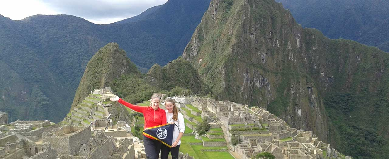 Inca Trail 2 days - Machu Picchu