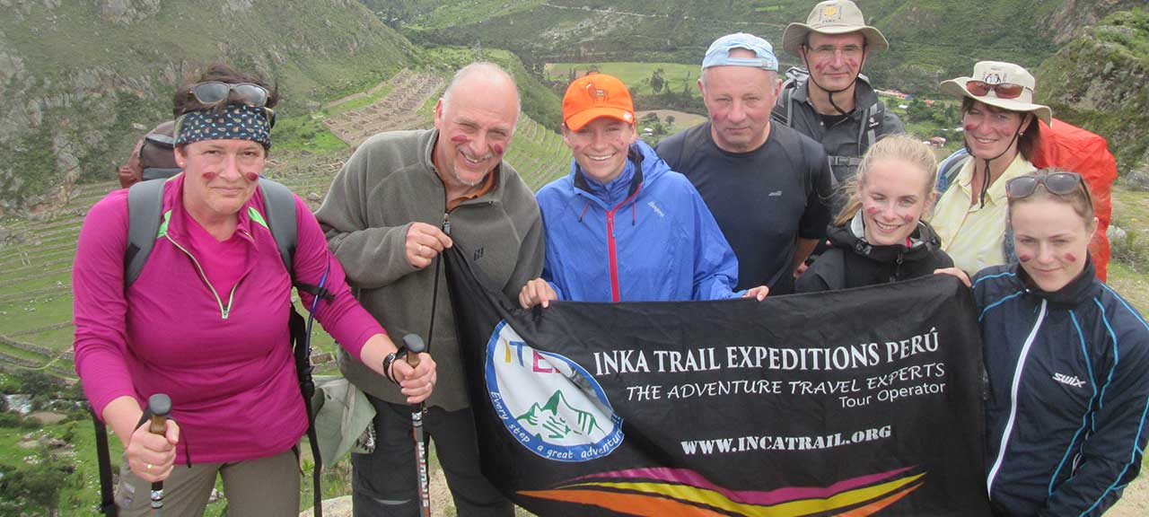 Patallaqta - Inca Trail to Machu Picchu in 4 days