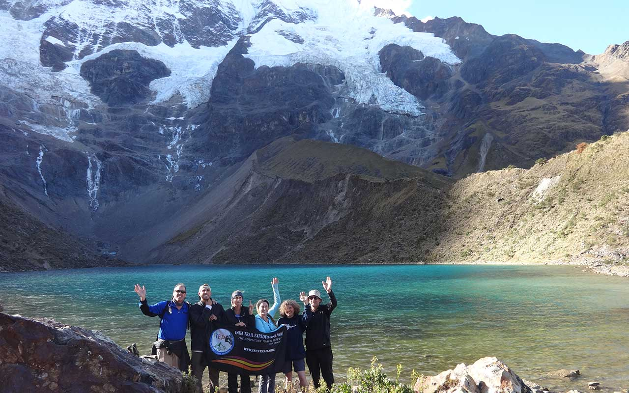 Humantay Lake - Salkantay Trek to Machu Picchu in 5 days