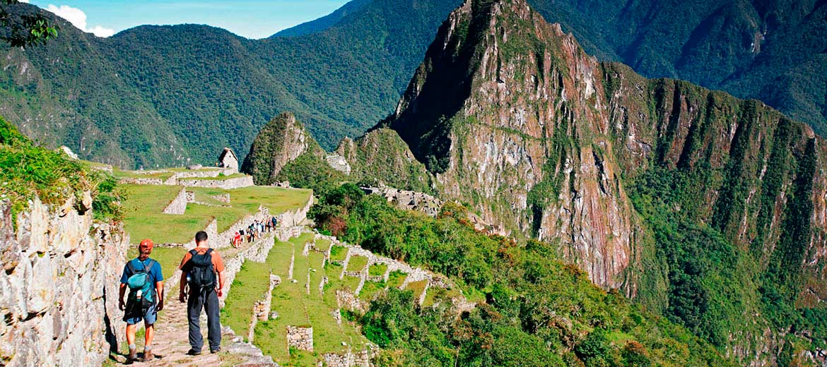 Inca Trail 1 days - Trekking full day to Machu picchu