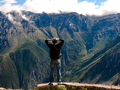Colca Canyon Trek in 2 days