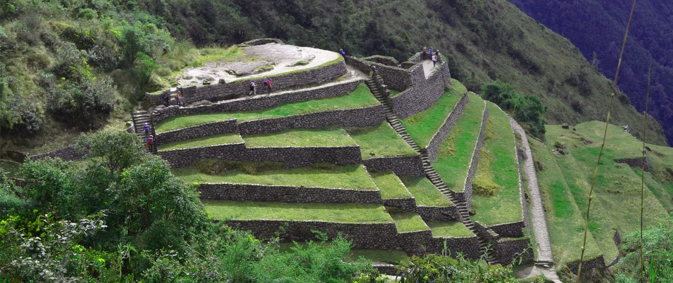 Inca Trail tour in 2 days