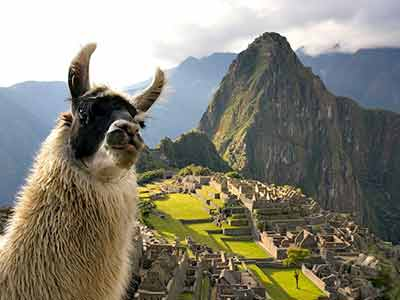 journey to Machu Picchu in 4 days