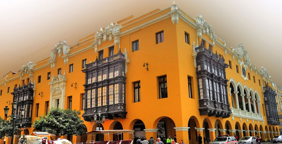Lima: the City of Kings