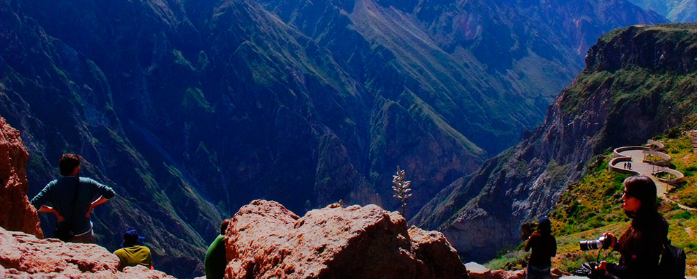 Colca Canyon Trek in 2 Days - Day 1