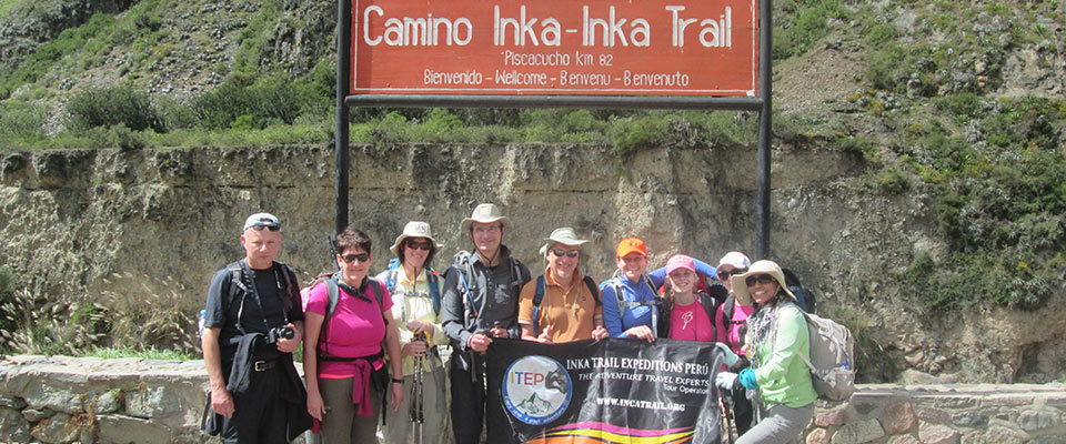 Cusco and Inca Trail 7 days - Day 3: Km 82