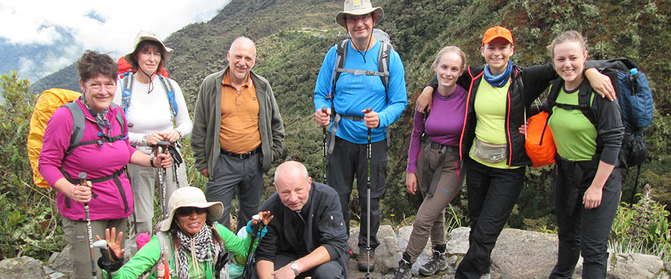 Cusco and Inca Trail 7 days - Day 4