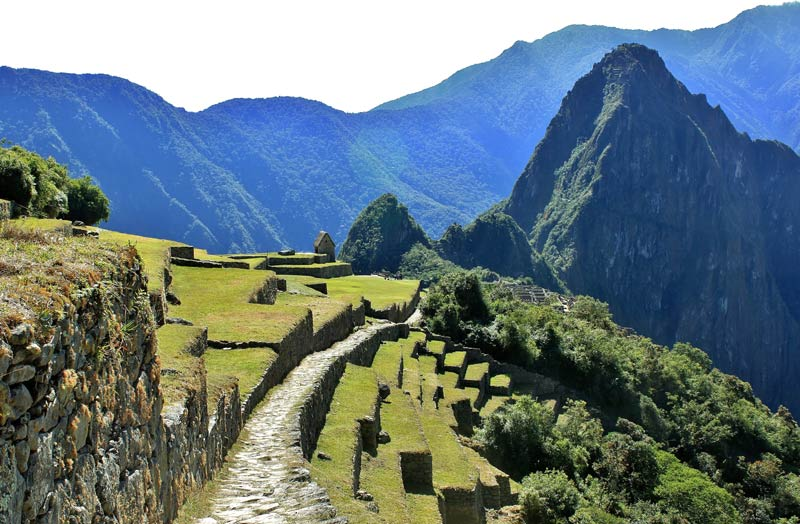 Inca Trail 3 days - Machu picchu