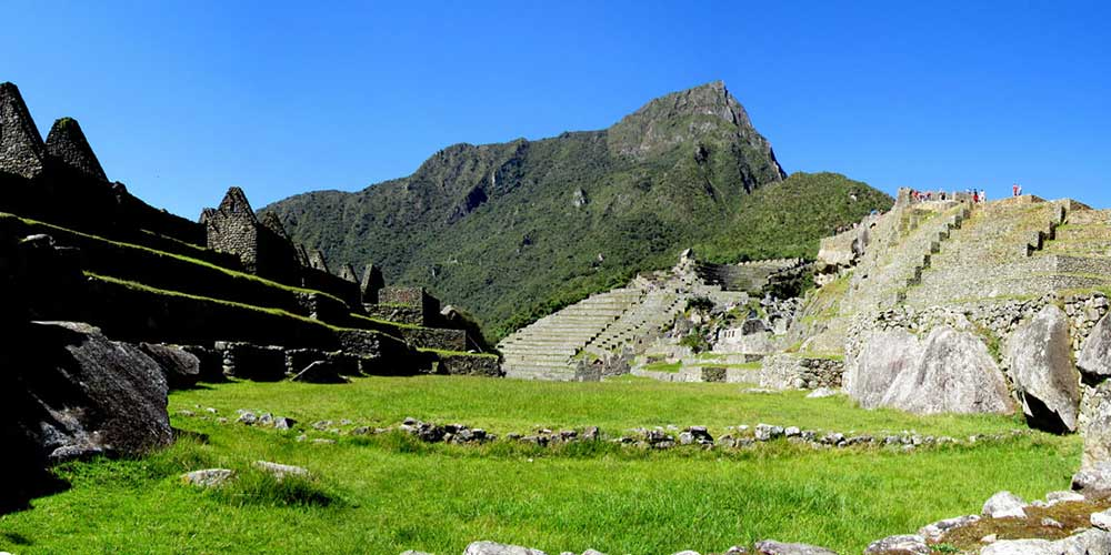 Incan City of Machu Picchu