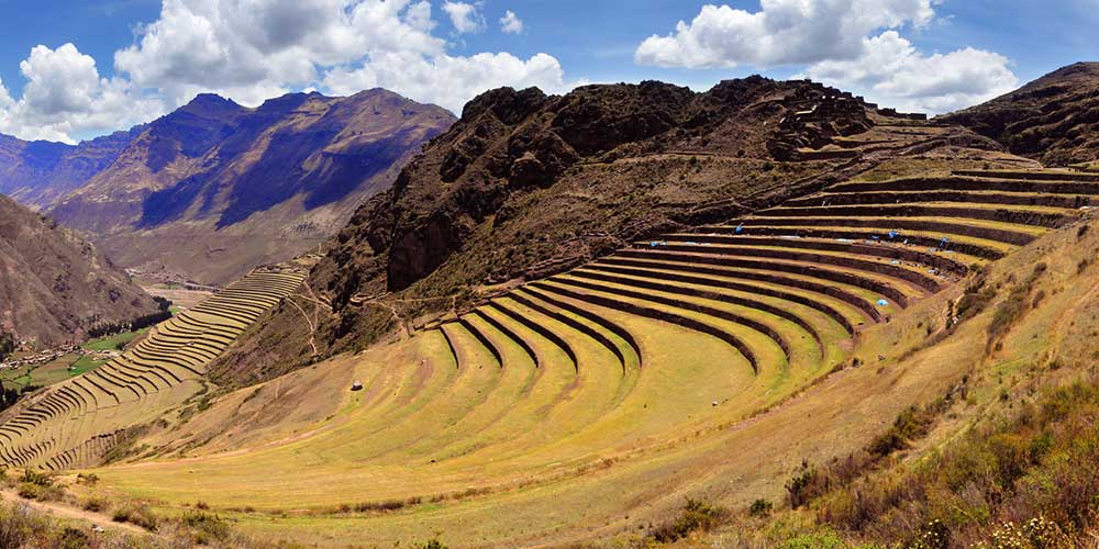 Archaeological site of Pisac