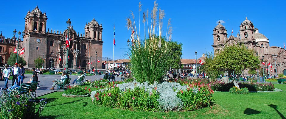 Cusco and Inca Trail 7 days - Day 7: Plaza de Armas of Cusco