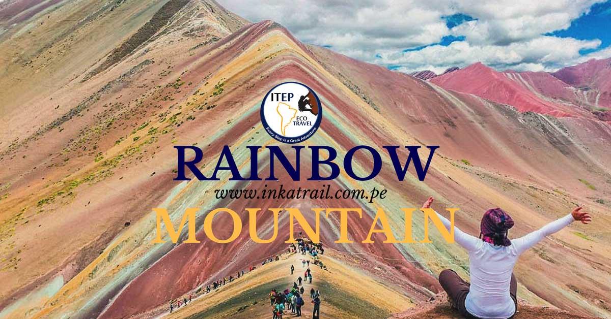 rainbow mountain,trekking cusco,hiking mountain,vinicunca,rainbow mountain full day