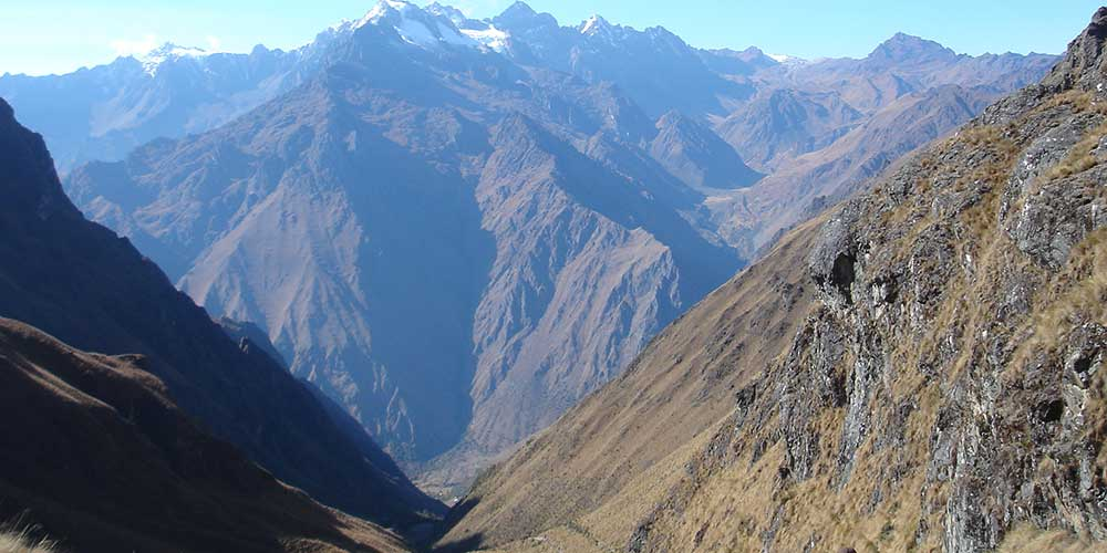 Inca Trail - Dead Woman's Pass