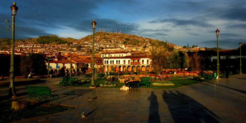 Plaza de Armas of Cusco