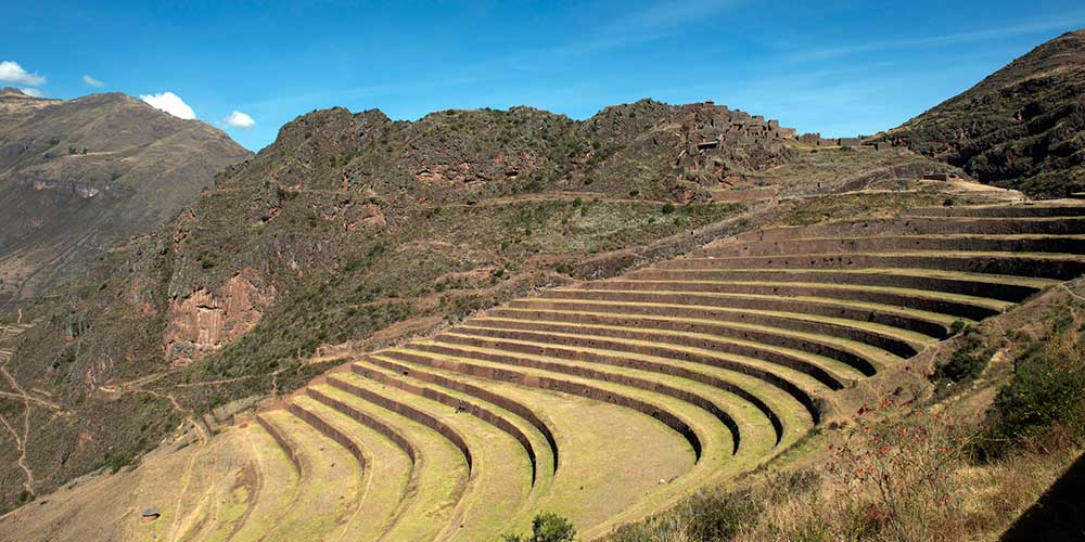 Terraces of Pisac