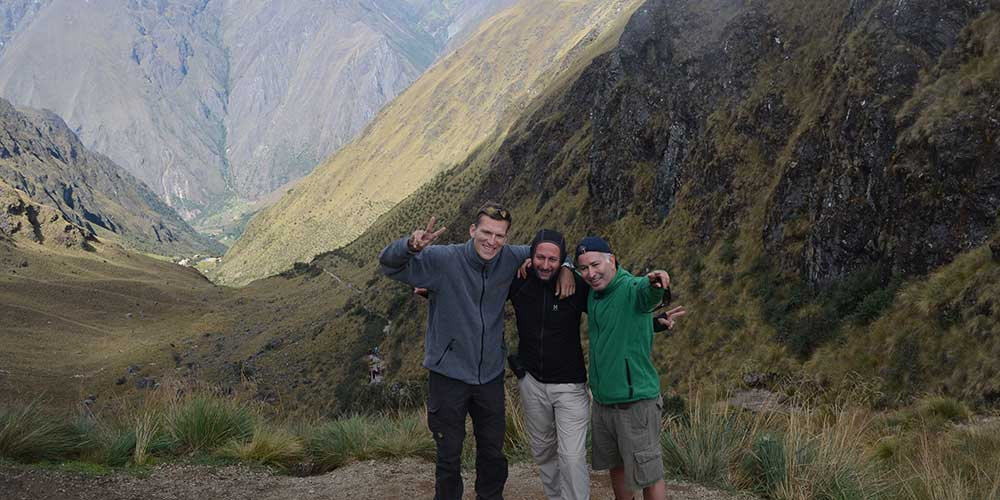 Trek Cusco - Inca Trail - Dead Woman Pass