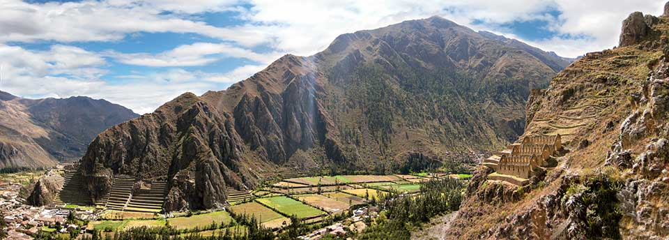Archaeological Complex of Ollantaytambo