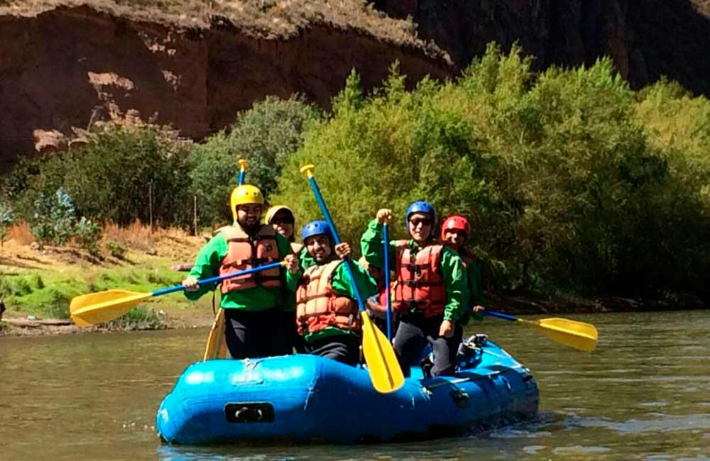 Urubamba River Rafting - Full day
